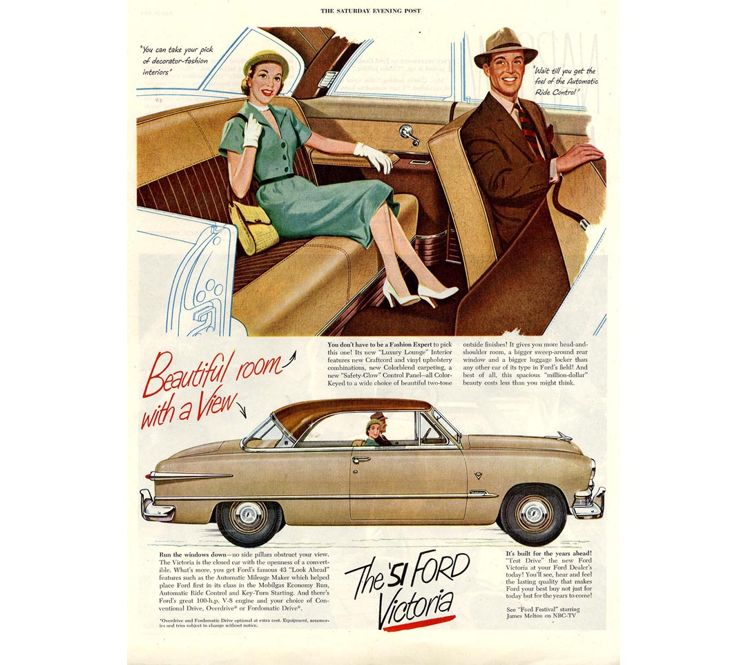 Ford Car Marque  To