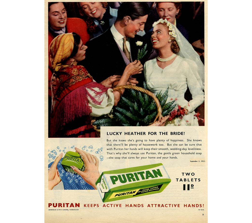 Of The Brides Advertising 46