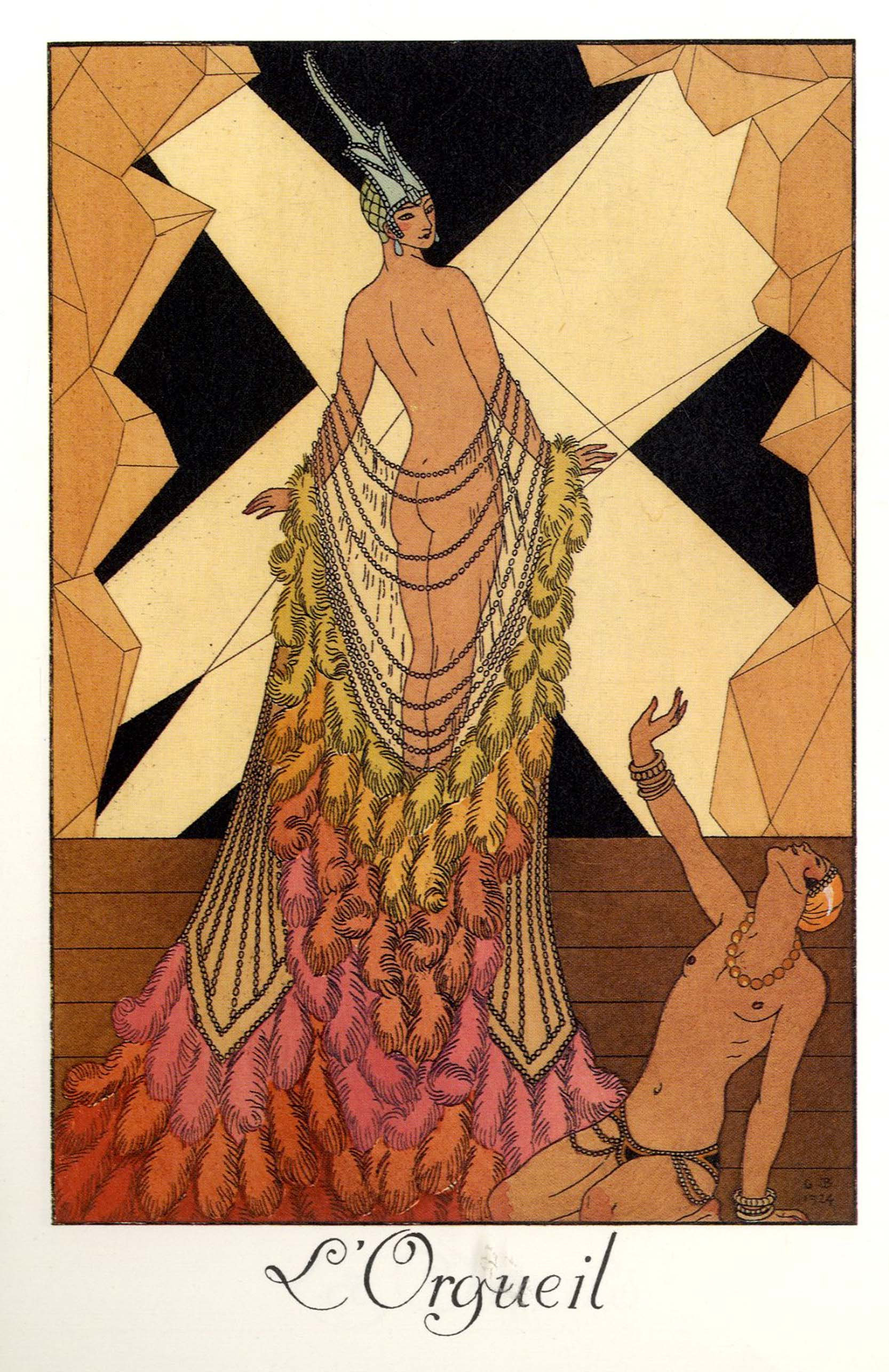 GEORGE BARBIER, The Seven Deadly Sins