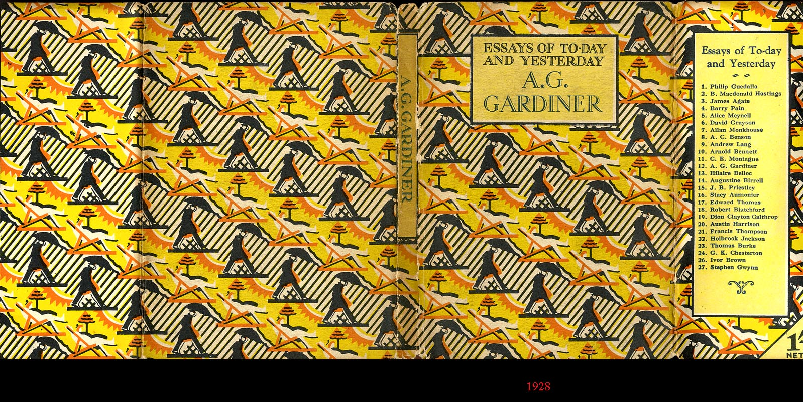 a g gardiner essays any one has any idea where to get info on a g gardiner