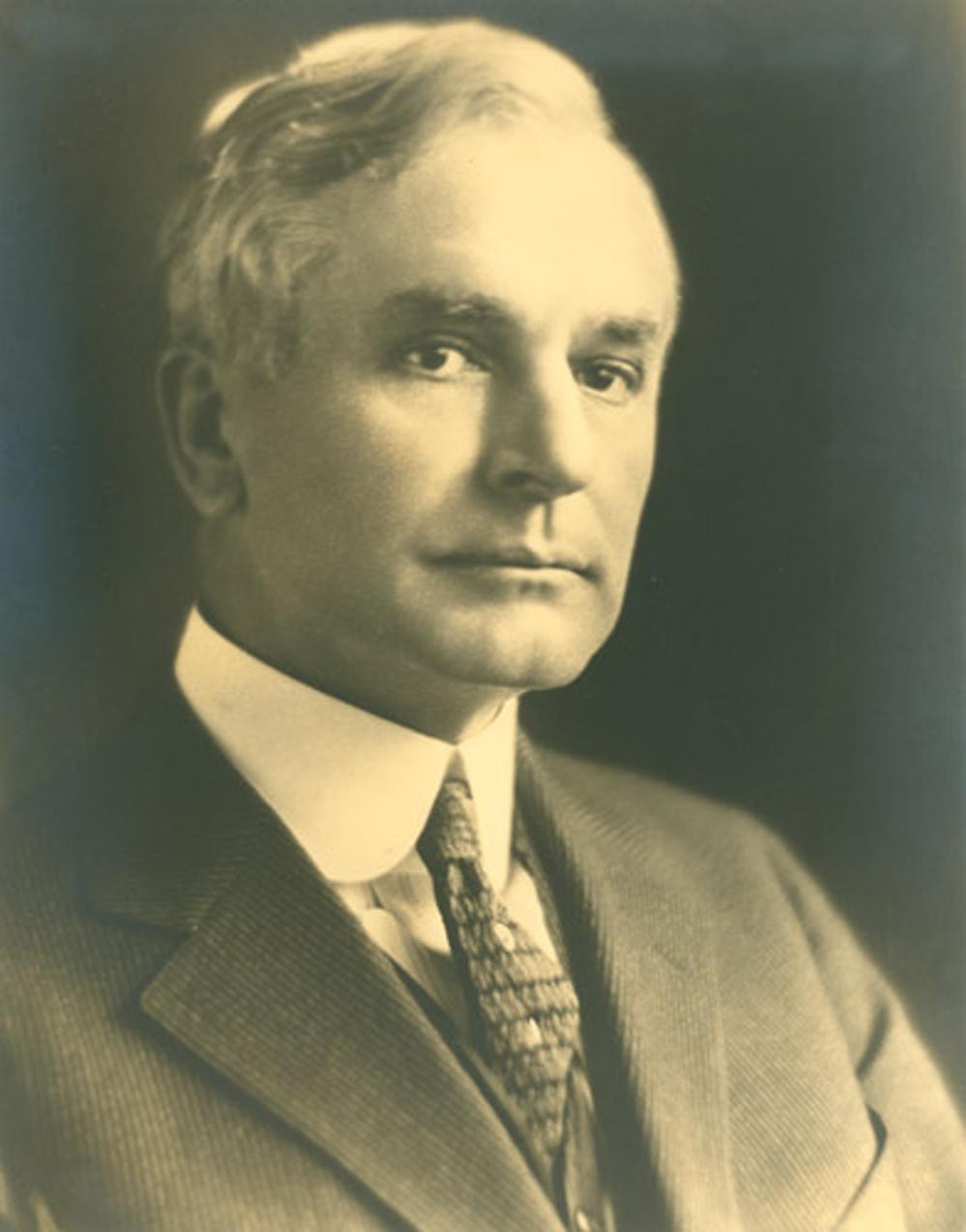 Willism Cotton for FORTUNE, portrait of Cordell Hull, date ...
