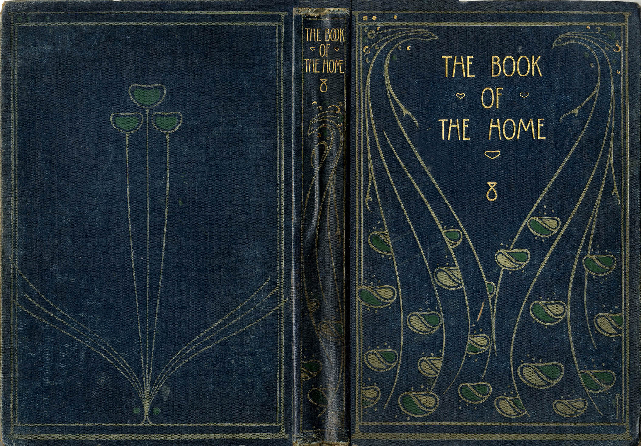 Talwin Morris, The Book of the Home for Gresham's