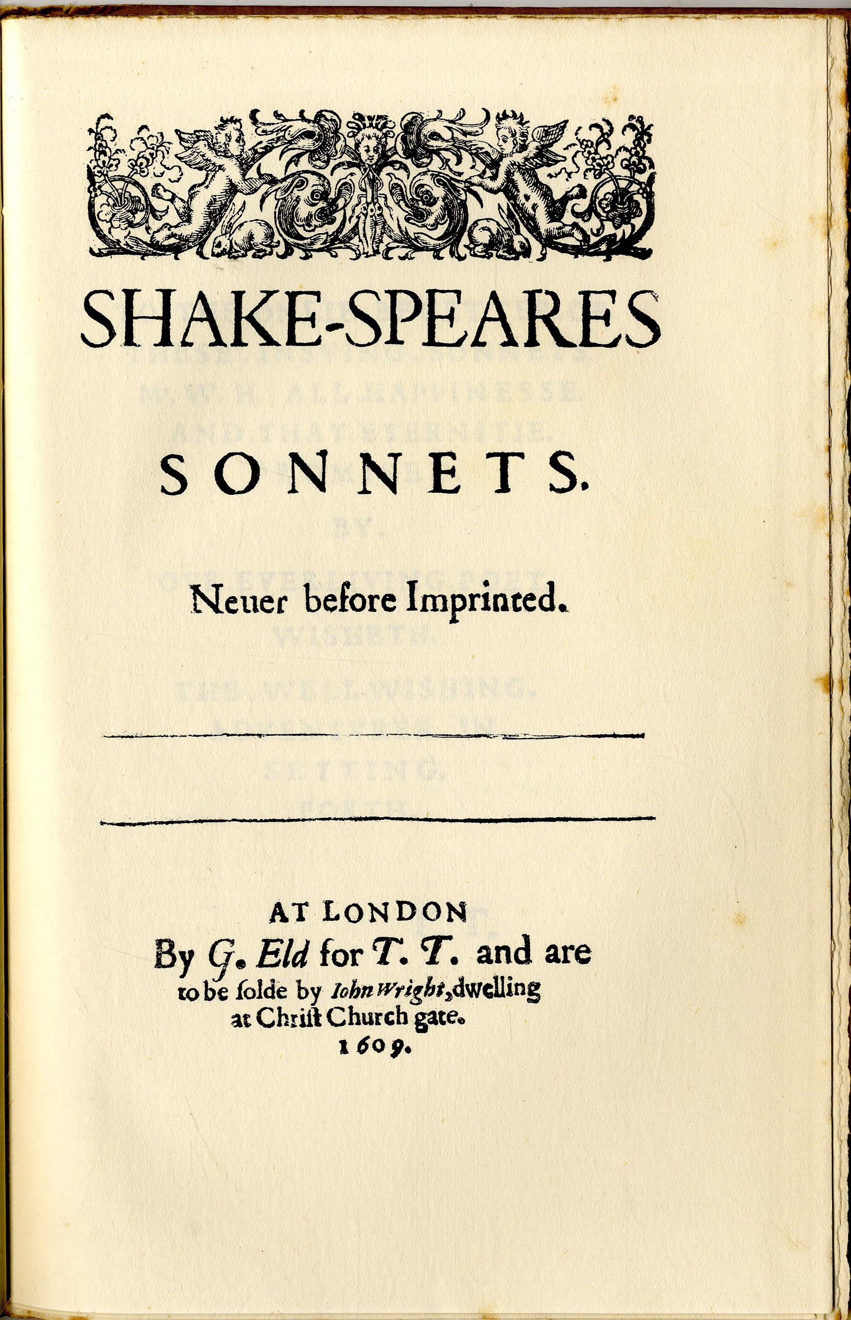 a description of sonnets in an insight into shakespeares mind By examining the logical and numerological relation of the 154 sonnets as nature to the division into sequences of 28 mistress sonnets and 126 master mistress sonnets, volume 1 demonstrates that the sonnets articulate the logical conditions for any mythic expression including shakespeare's plays shakespeare sets out the natural logic of the sexual dynamic of female and male in nature as the basis for the logic of the mind.