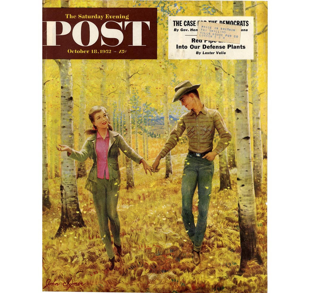 Saturday Evening Post August 28, 1954