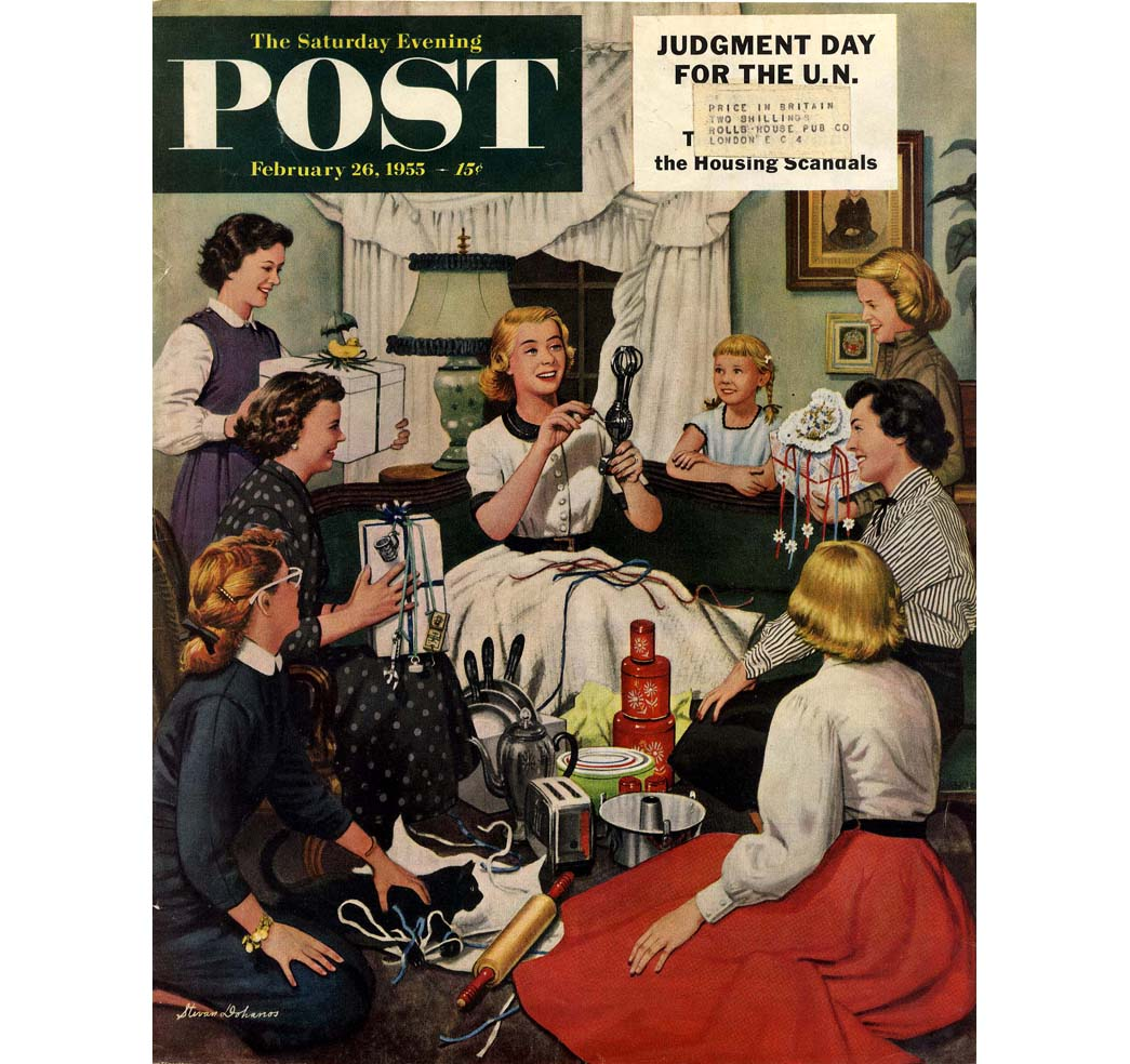 The Saturday Evening Post 1948 July 17 World's Queer State