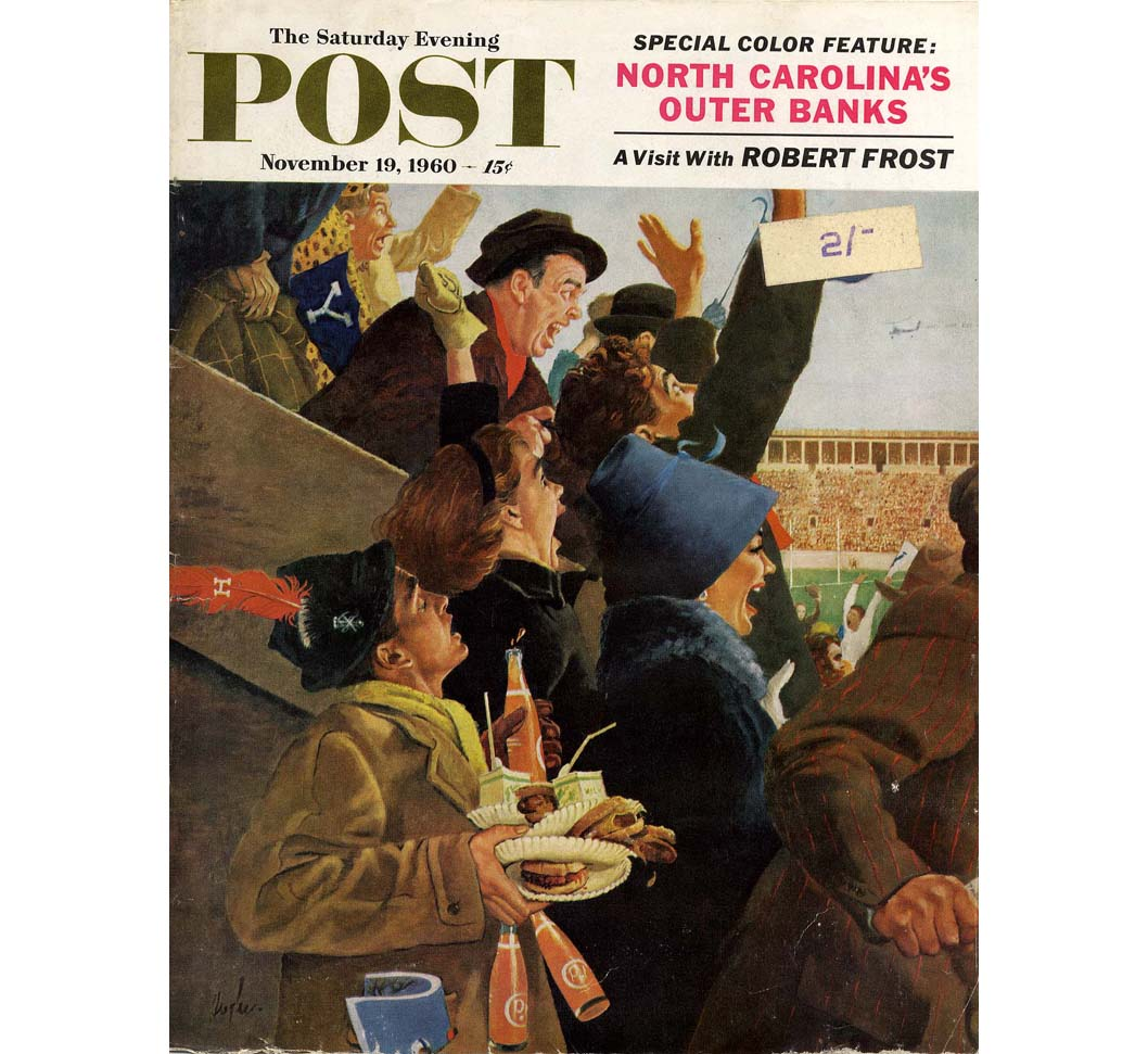 Saturday Evening Post November 28, 1959 C S Forester