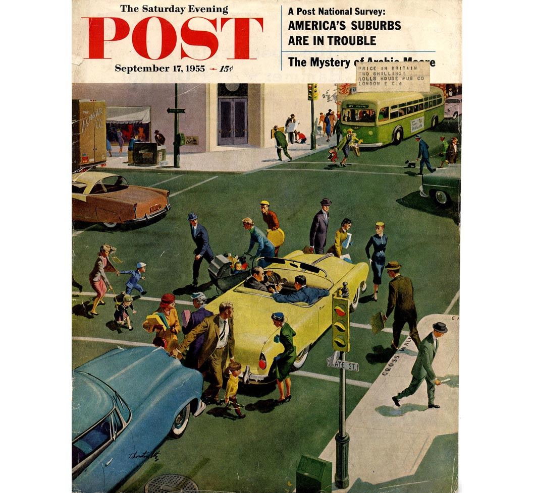 The Saturday Evening Post Magazine August 31, 1946