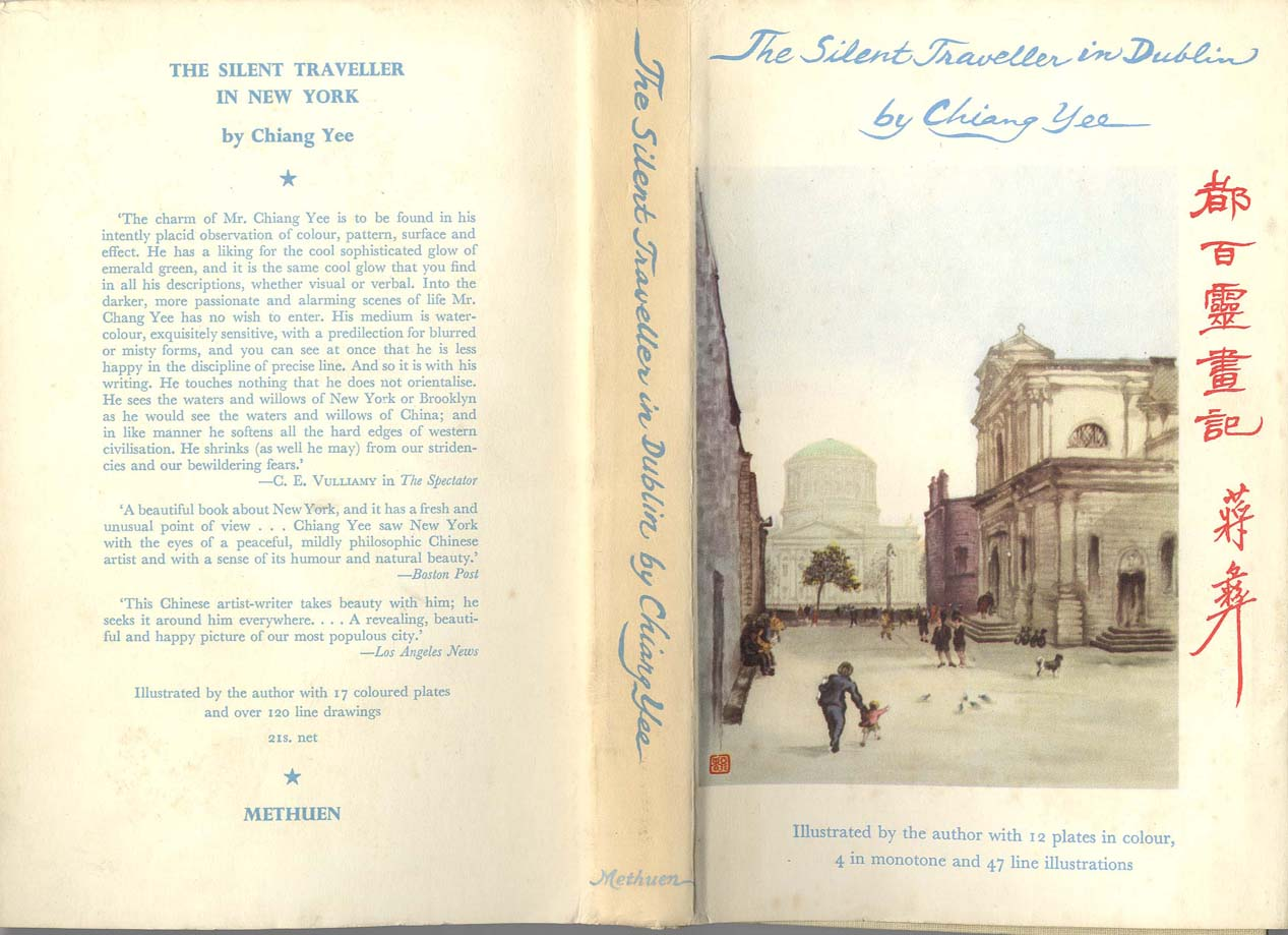 a review of chiang yee's the Find great deals for the silent traveller in san francisco by chiang yee (1964, hardcover) shop with confidence on ebay.