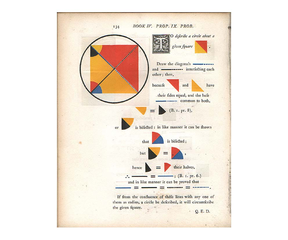 Ben wilbrink math education oliver byrne 18472010 the first six books of the elemensts of euclid with coloured diagrams and symbols london william pickering fandeluxe Images