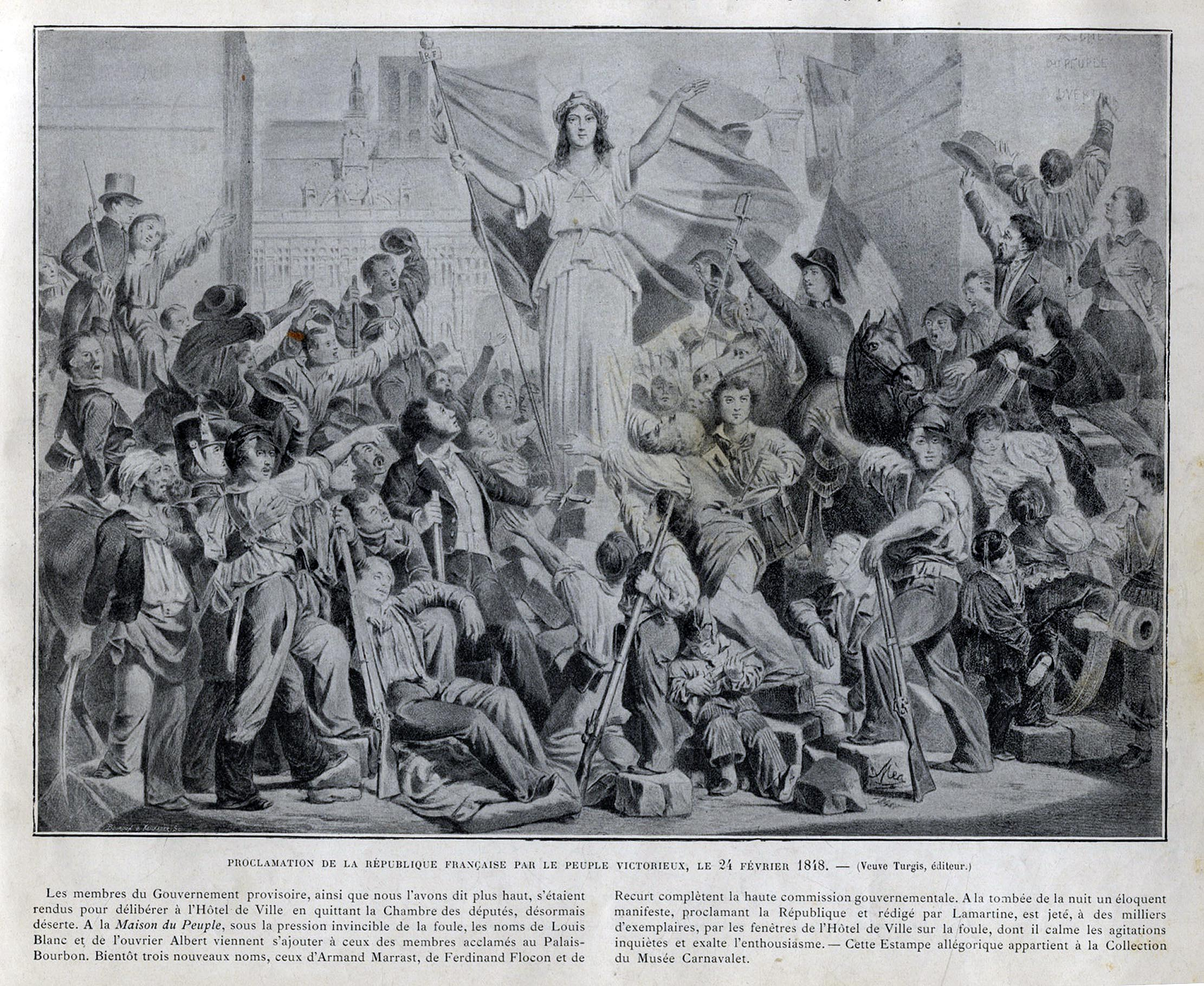 the french and russian revolutions of 1848 The revolutions of 1848, known in some countries as the spring of nations, people's spring, springtime of the peoples, or the year of revolution, were a series of political upheavals throughout europe in 1848.