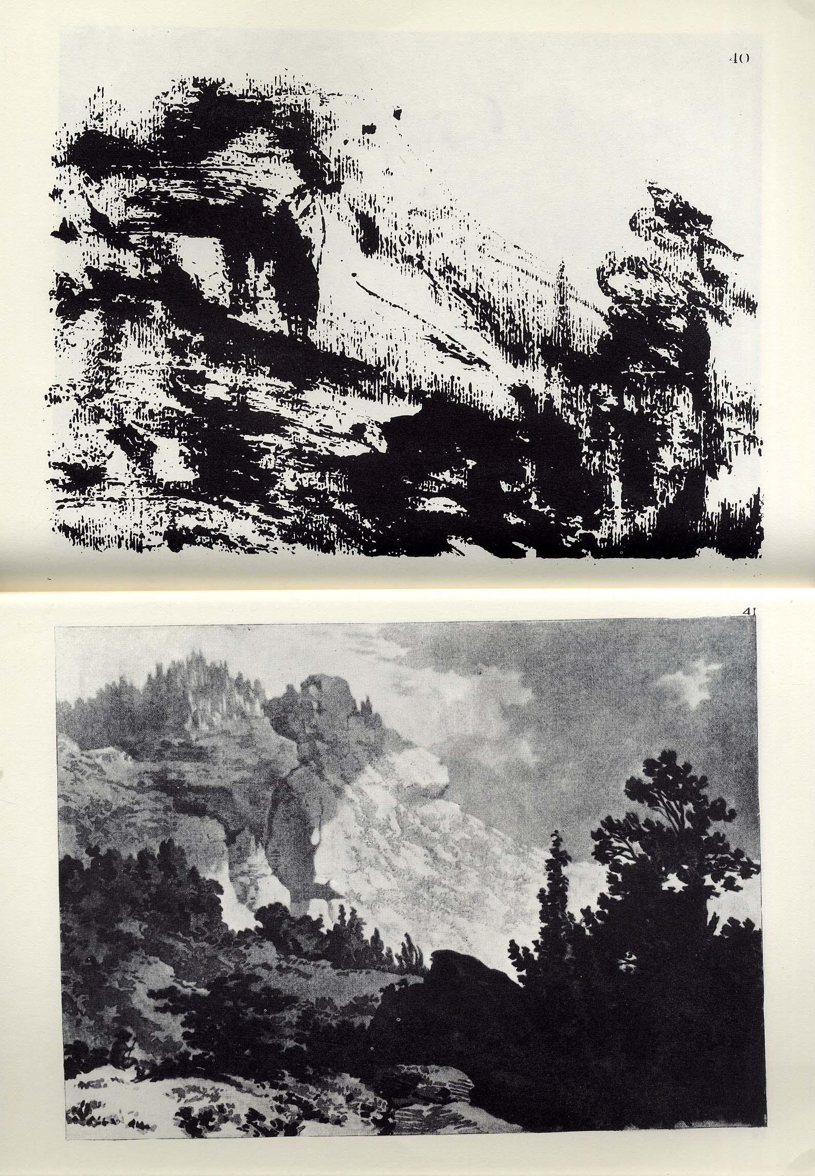 Alexander Cozens, A New Method of Landscape 1785