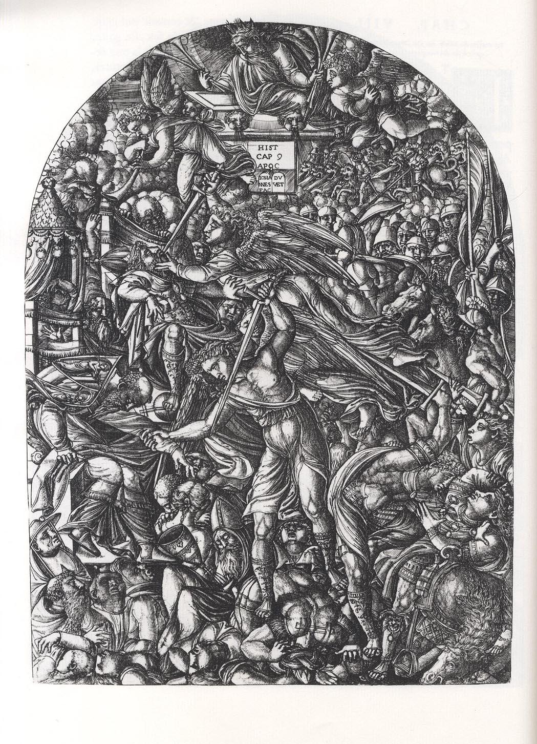 Alphabet Of Illustrators Jean Duvet L Apocalypse Figuree