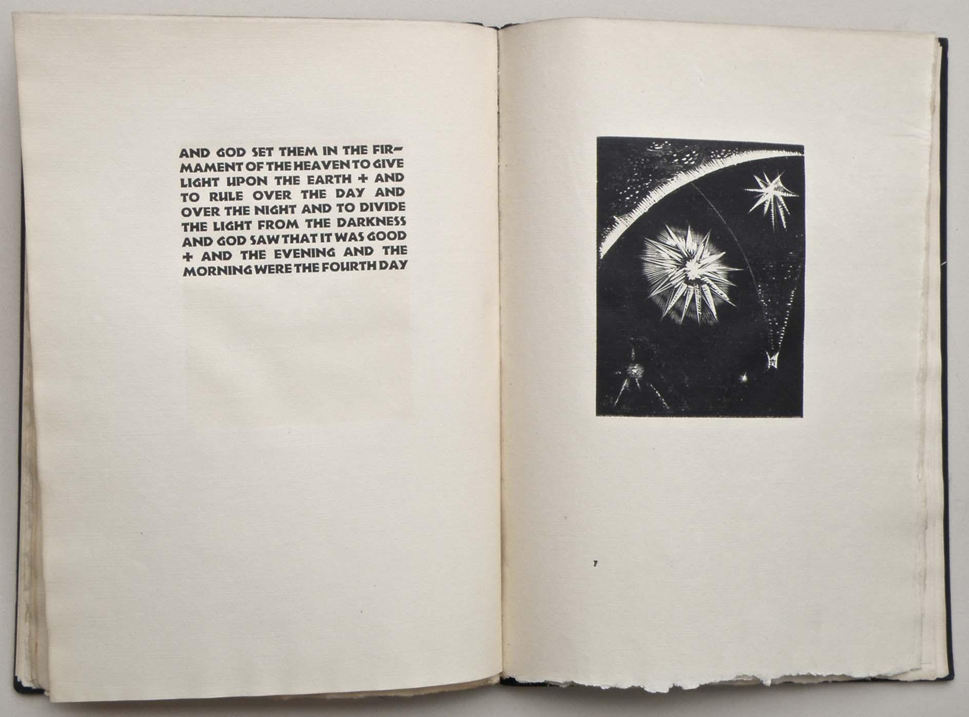 Paul Nash Genesis 1924 Complete