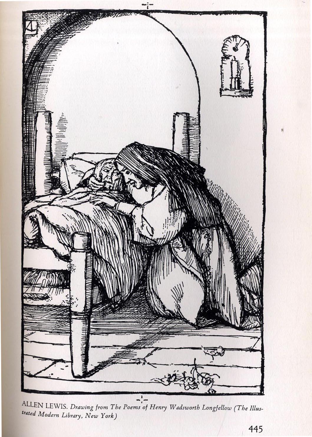 Howard Simon, 500 Years of srt in illustration, 1942 Gallery 2