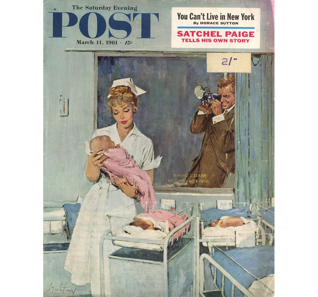 Saturday Evening Post : December 24, 1938 with JC Leyendecker cover.