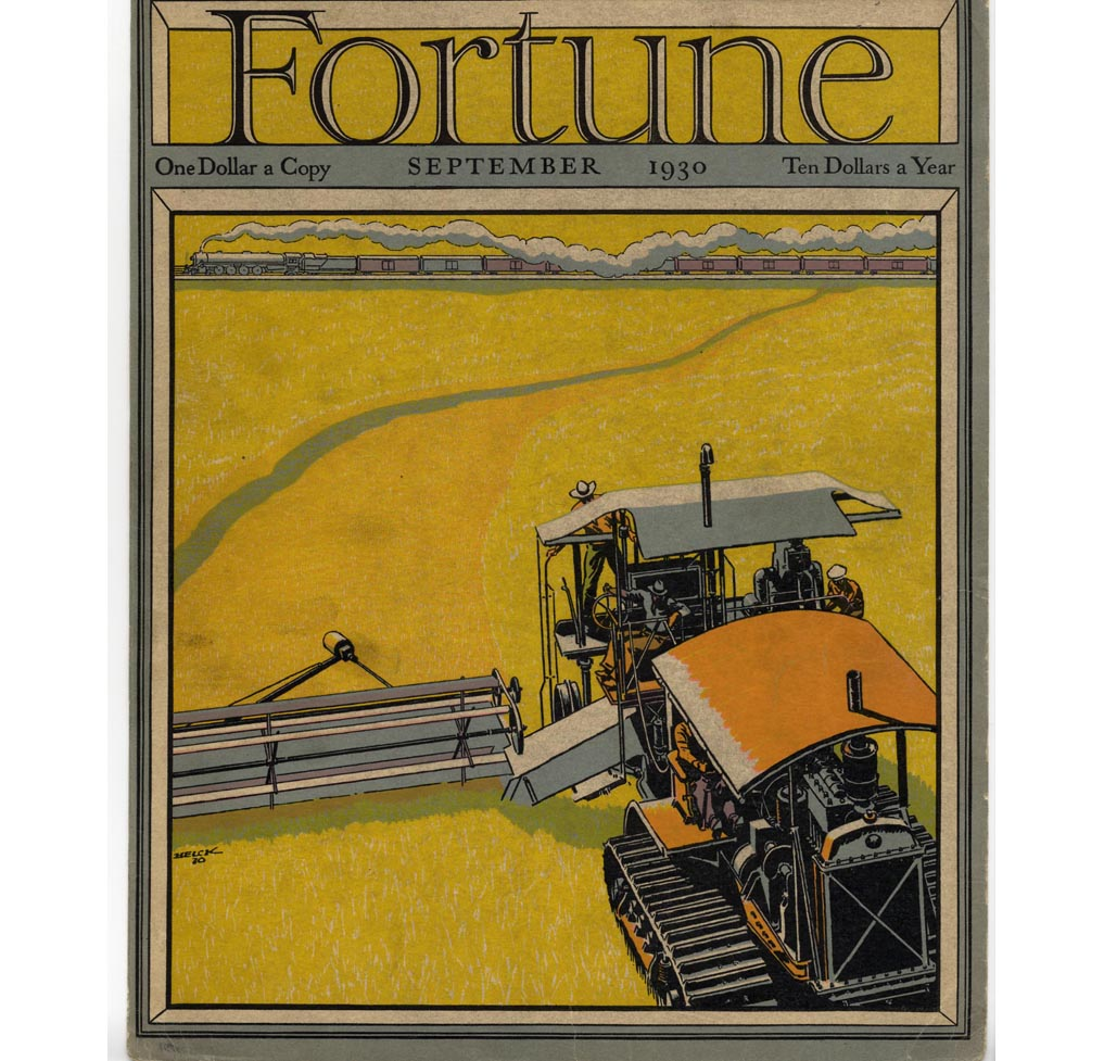 Fortune Magazine Covers