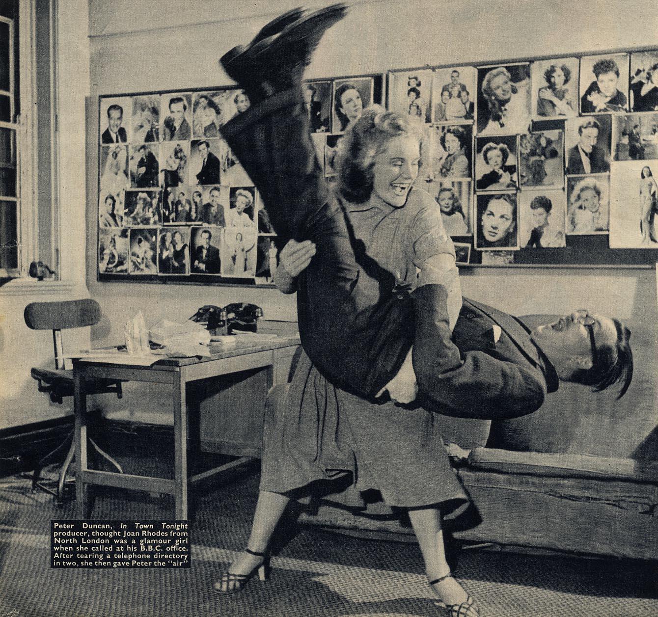 Joan Rhodes Joan Rhodes new pics
