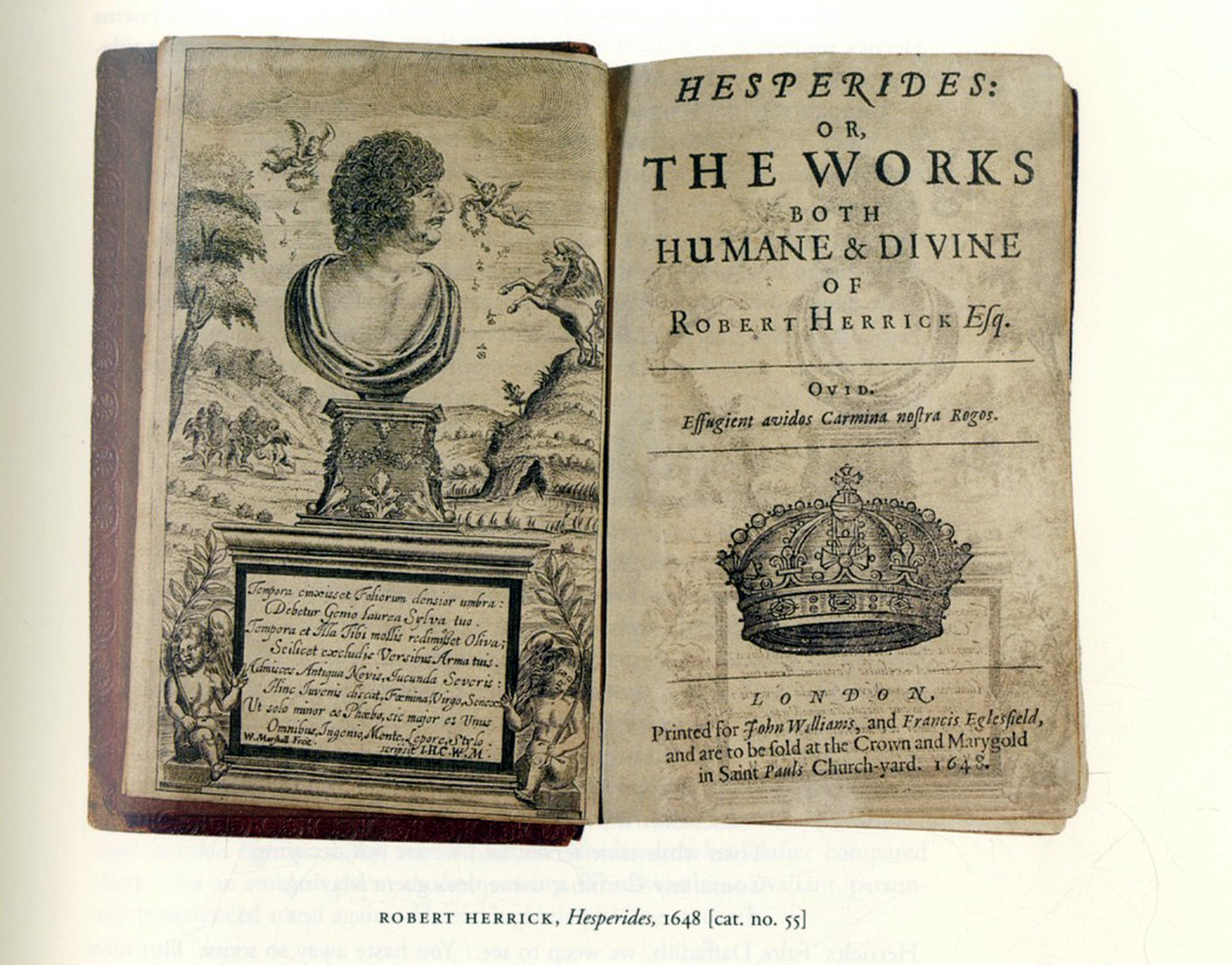 a comparison of works by robert herrick and andrew marvell 2 all quotations of the poem are from andrew marvell,  the poetical works of robert herrick,  documents similar to sydney studies on alchemical code.