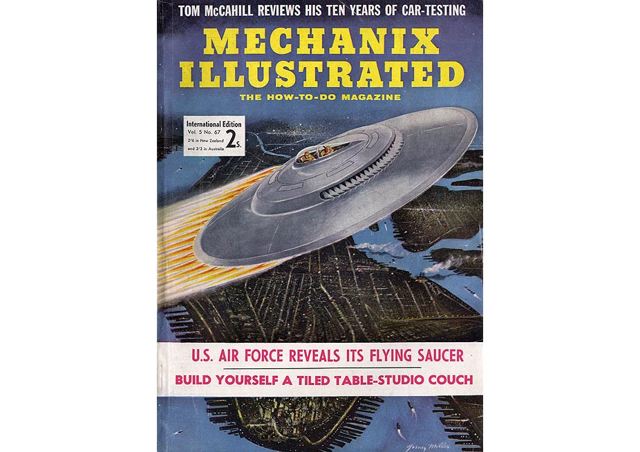 ... - The Pulps, Popular Mechanix, Popular Science. Mechanix Illustrated
