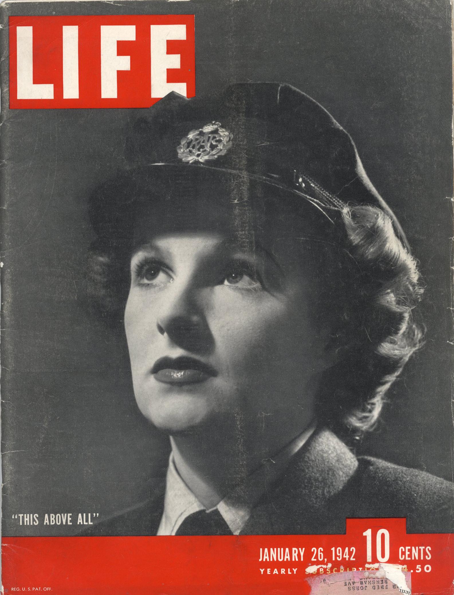 LIFE Magazine 1940's and 1960's