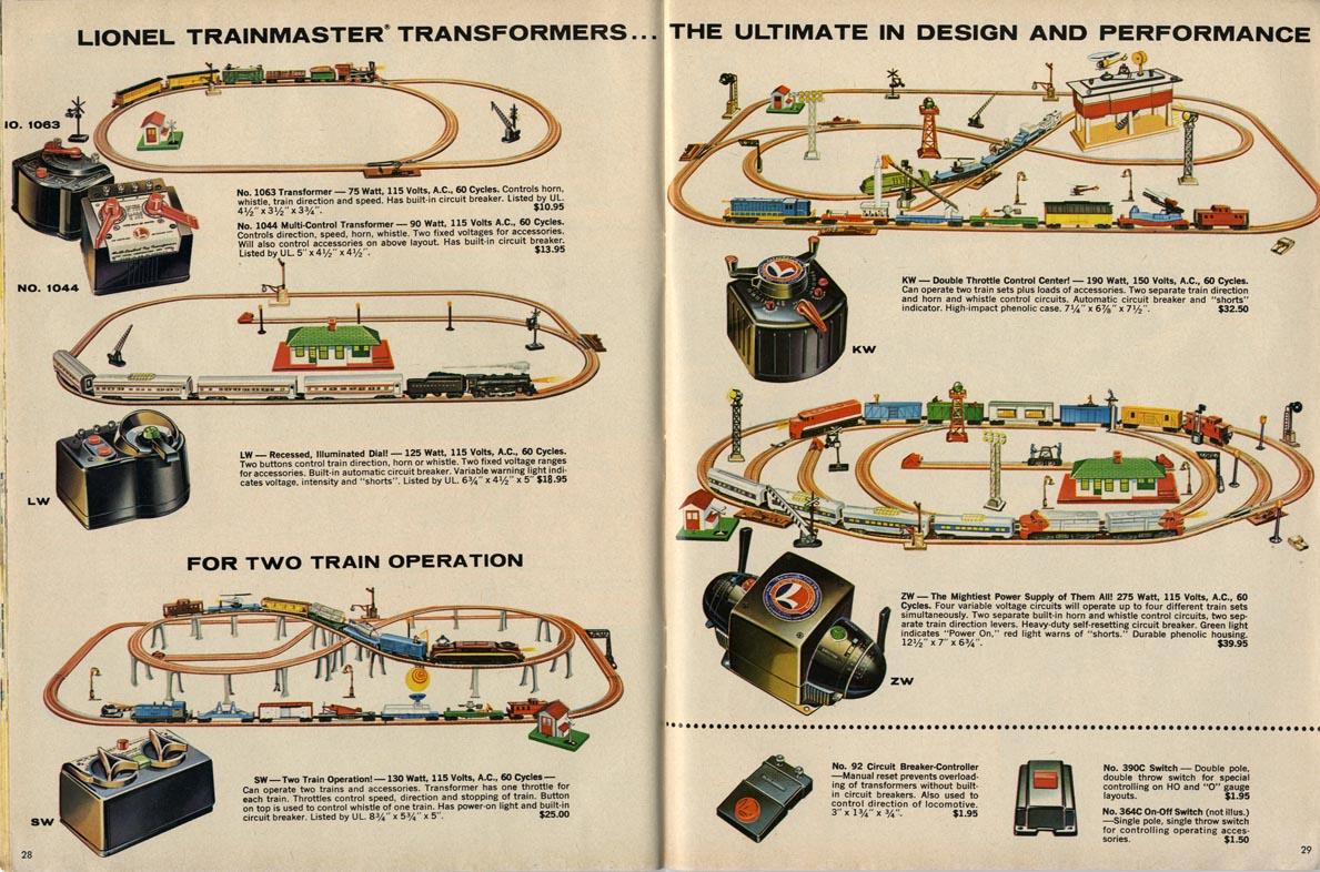 1962 Lionel Train Motor Wiring Diagram Libraries Whistle Schematics Miniaturisation Trains And Accessories 19621962 6