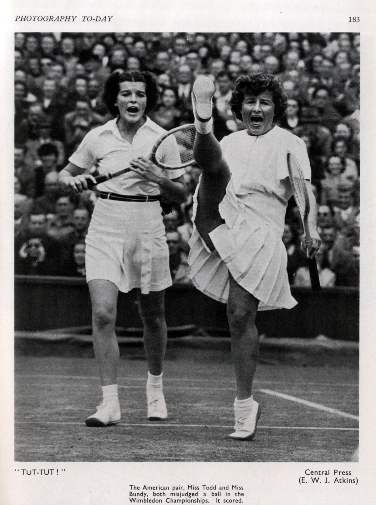 A History of Women s Tennis in Page 5 TennisForum