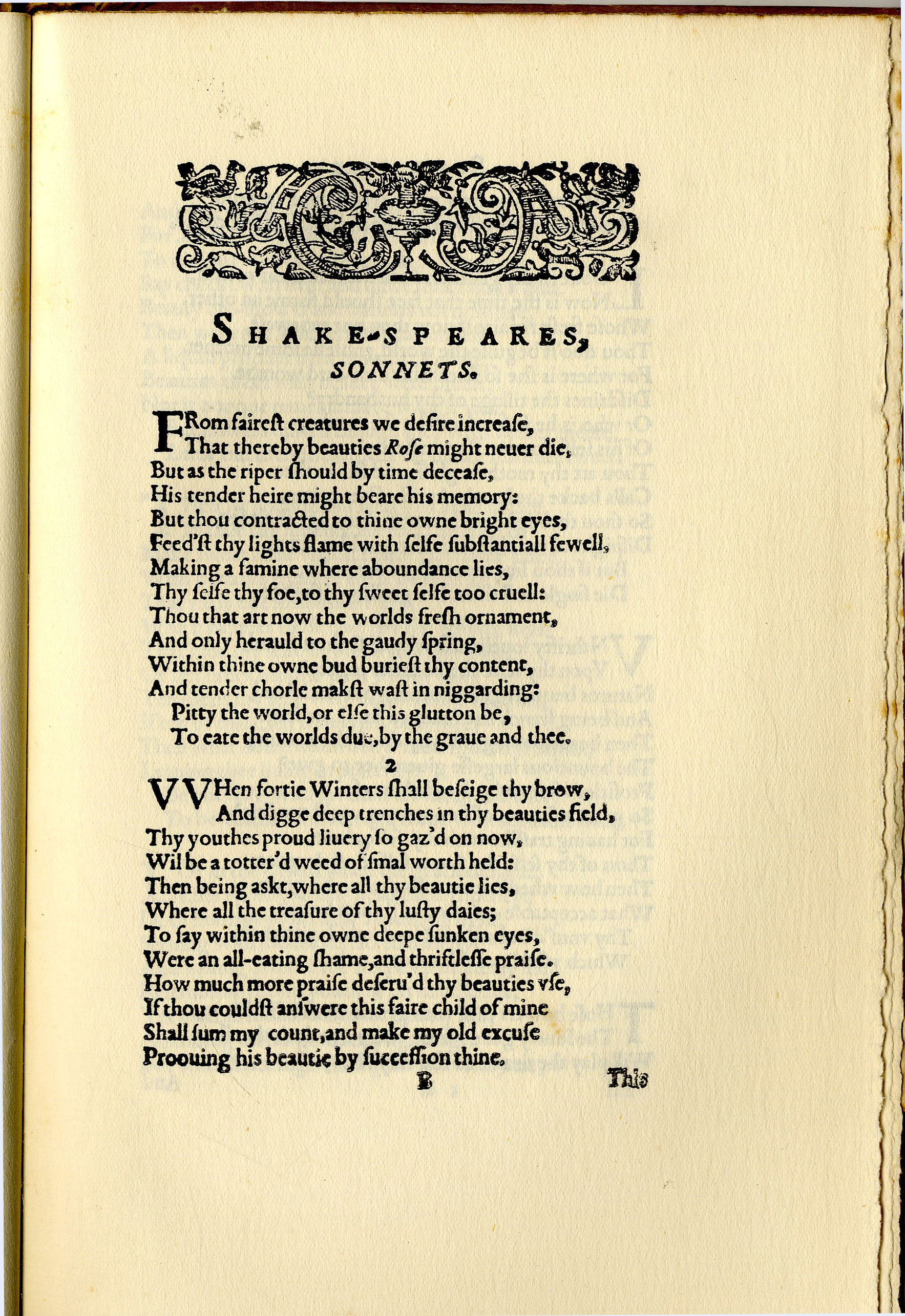 shakespeare sonnet close reading Close reading shakespeare exploits his talent for realistic and plausible dialogue to make  this is written in the form of a love sonnet when romeo and juliet.