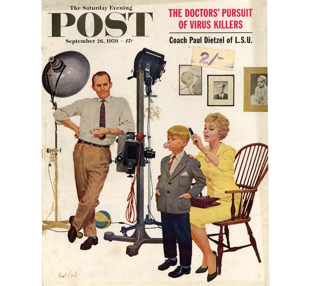Saturday Evening Post Magazine December 23,1933 JC Leyendecker VINTAGE ADS