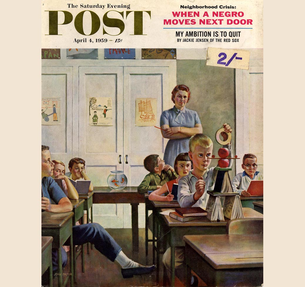 Saturday Evening Post November 8, 1952