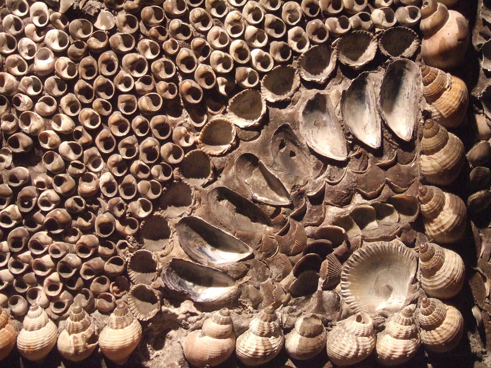 margaret shells grotto