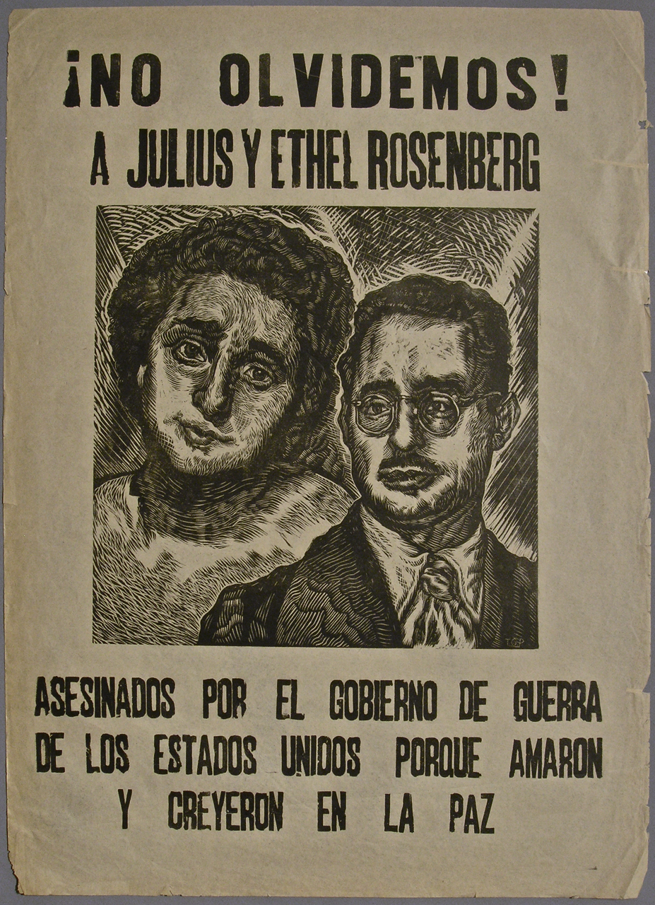 ... 1953 or 1970 - probably 1970 Medium: Linoleum cut in black. Edition:  Unknown Inscriptions/Annotations: In block at LL